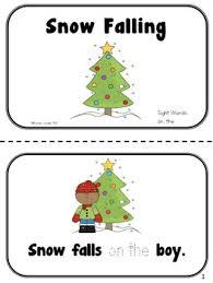 Christmas Tree Books For Kindergarten by Christmas Sight Word Books Christmas Activities By Karen Jones