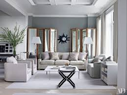 Blue Gray Painted Rooms Inspiration