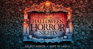 Halloween Horror Nights Parking by Universal Orlando Announces Scare Zones For Halloween Horror