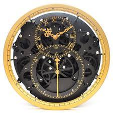 Jumbo Modern Moving Gear Wheel Wall Hanging Clock