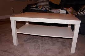 Ikea Sofa Table Lack by Upholstered Lack Hack Ikea Hackers Ikea Hackers
