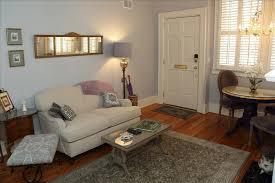Living Room Looking Toward The Front Door