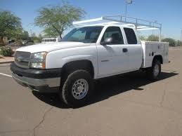 Awesome Of Chevy Utility Trucks For Sale Types | Chevy Models & Types