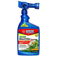 BAYER ADVANCED 32 Fl Oz Weed Killer