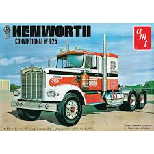 AMT 1/25 Kenworth W925 Movin' On Semi Tractor | TowerHobbies.com