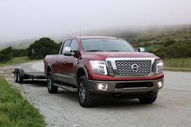 100 Ton Truck 2016 Nissan Titan XD Towing With The 58