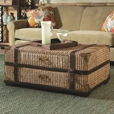 Seagrass Trunk Coffee Table With Tray Set On Pottery Barn Area Rug ... Fniture Trunk End Tables Wicker Pottery Barn Coffee Vintage Table Cart 11090p Thippo Introducing Kaplan Youtube Living Room Medium With Brown For 1000 Ideas About Tray Pavillion Home Designs Rustic I Just Want My House To Look Like The Pink Tumbleweed Splendid Tanner Round Loon