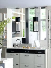 pendant lights for kitchens installing pendant lights kitchen