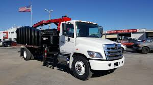 2018 Hino Grapple Truck - RDK Truck Sales 2015 Western Star 4700sb Hirail Grapple Truck 621 Omaha Track Kenworth Trucks For Sale Figrapple Built By Vortex And Equipmentjpg Used By Owner New Car Models 2019 20 Minnesota Railroad For Aspen Equipment 2018freightlinergrapple Trucksforsagrappletw1170168gt 2004 Sterling L8500 Acterra Truck Item Am9527 So Rotobec Grapple Loaders Auction Or Lease West Petersen Industries Lightning Loader 5 X Hino Manual Controls Rdk Sales Self Loading Mack Tree Crews Service