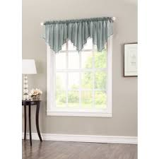 no 918 erica sheer crushed voile single curtain panel free