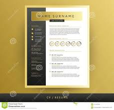 Professional CV / Resume Template In Black And Gold Colors ... Resume Cover Letter Pastel Colors Free Professional Cv Design With Best Ideal 25 Ideas About Free Template Psd 4 On Pantone Canvas Gallery Modern Cv Bright Contrast 7 Resume Design Principles That Will Get You Hired 99designs Builder 36 Templates Download Craftcv Paper What Type Of Is For A 12 16 Creative With Bonus Advice Leading Color Should Elegant In 3