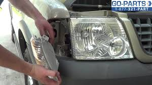 replace 2001 2005 ford explorer turn signal bulb how to change