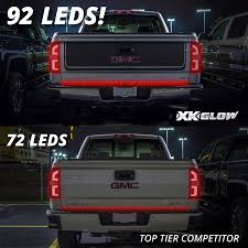 92 LED 5 Function Truck/SUV Tailgate LED Light Bar Brake Signal ... Trucklite Class 8 Led Headlights Hidplanet The Official Bigt Side Marker V128x Tuning Mod Euro Truck Simulator 2 Mods 48 Tailgate Side Bed Light Strip Bar 3 Colors 90 Leds 06 Chevy Silverado 9906 Gmc Sierra 3rd Brake Red Halo Headlight Accent Lights Black Circuit Board Angel Lighting Rigid Industries Solutions Best Cree Reviews For Offroad Rugged F250 Lifted With Underbody Caridcom Gallery Rampage Strips Diy Howto Youtube 216 And 468 Lumens Stopalert 10 30v 2w 3500 4500k Universal High
