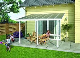 Palram Feria Patio Cover Sidewall by Palram Pergola Patio Cover Feria 3 X 4 25m With Robust Structure