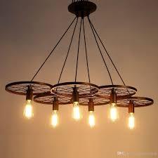 chandelier industrial chandelier lighting wine barrel chandelier