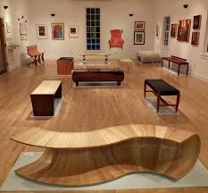the bench at Rockport s Center for Furniture Craftsmanship