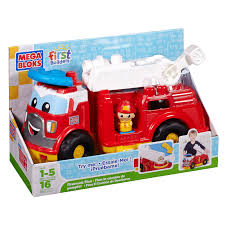 Mega Bloks First Builders Firetruck Finn Play Set (#8428) - Toys ... Buy Fisher Price Blaze Transforming Fire Truck At Argoscouk Your Mega Bloks Adventure Force Station Play Set Walmartcom Little People Helping Others Fmn98 Fisherprice Rescue Building Mattel Toysrus Cheap Tank Find Deals On Line Alibacom Toys Online From Fishpondcomau Fire Engine Truck Learning Toys For Children Mega Bloks Kids Playdoh Town Games Carousell Playmobil Ladder Unit Fire Engine Best Educational Infant Spin Master Ionix Paw Patrol Tower Block Blocks Billy Beats Dancing Piano Firetruck Finn Bloksr Cnd63 First Buildersr Freddy