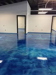 metallic floors step by step for free