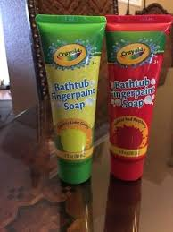 Finger Paint Bath Soap by Shampoos U0026 Soaps Bathing U0026 Grooming Baby Picclick