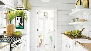 10 Beautiful White Beach House Kitchens Coastal Living
