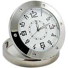 Mini Hidden Camera For Bathroom by Spy Camera Clock Dvr W Motion The Home Security Superstore