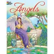 Dover Publications Angels Coloring Book