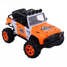 100 Rc Desert Truck Orange 122 24G 4WD High Speed RC Buggy Remote