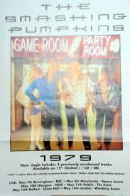 Tarantula Smashing Pumpkins Album by Smashing Pumpkins 1979 Nineteen Seventy Nine Uk Poster 222628