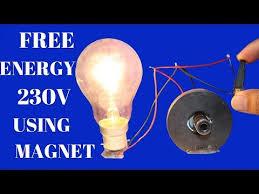 how to make a free energy light bulbs mp4
