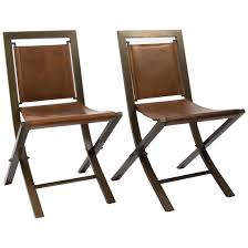 Leather Folding Chairs - 108 For Sale On 1stdibs Cheap Folding Machine For Leather Prices Find Brooklyn Teak And Chair A Leather Folding Chair Second Half Of The 20th Century Inca Genuine Brown Bonded Pu Tufted Ding Chairs Accent Set 2 Leather Folding Low Armchair Moycor Marlo Chestnut Sr Living Room Chairsbutterfly Butterfly Chairhandmade With Powder Coated Iron Frame Cover With Pippa Armchair Details About Relaxing Armchair Single Office Home Balcony Summervilleaugustaorg