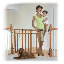 Summer Infant Decor Extra Tall Gate Instructions by Summer Infant 32 48 Inch Banister And Stair Gate With Dual