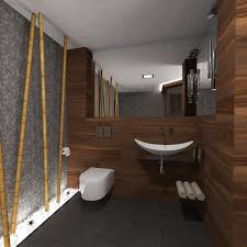 Modern Wellness Bathroom ZEN Visualisation Bathroom Design