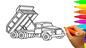 Learn Colors With Dump Truck Coloring Pages, Construction Vehicles ... Learn Colors With Dump Truck Coloring Pages Cstruction Vehicles Big Cartoon Cstruction Truck Page For Kids Coloring Pages Awesome Trucks Fresh Tipper Gallery Printable Sheet Transportation Wonderful Dump Co 9183 Tough Free Equipment Colors Vehicles Site Pin By Rainbow Cars 4 Kids On Car And For 78203