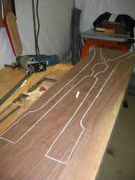 Sam Maloof Rocking Chair Class by Sculpted Rocking Chair Stock Prep Layout And Rear Legs The
