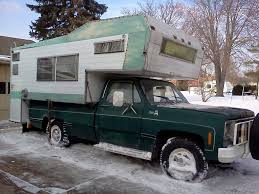 1978 GMC K25 With A 1964 Travelmate
