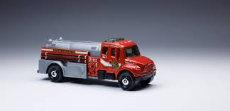 100 Matchbox Fire Trucks You Can Count On At Least One New Truck Each Year