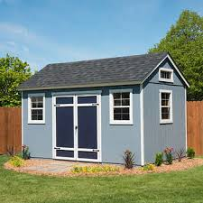 Everton 8 X 12 Wood Shed by Sheds U0026 Barns Costco