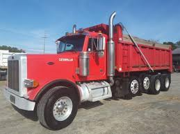 100 Peterbilt Tri Axle Dump Trucks For Sale In Nc 2002