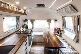 100 Airstream Trailer Restoration Peanut Land Yacht Renovation By Sitka Concept Dwell