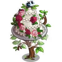 File Spring Wedding Cake Tree icon
