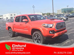 New 2018 Toyota Tacoma TRD Sport Double Cab Double Cab In Elmhurst ... New 2018 Toyota Tacoma Trd Sport Double Cab 5 Bed V6 4x2 Automatic 2019 Upgrade 4 Door Pickup In Kelowna Preowned 2017 Crew Highlands Sr5 Vs 2015 4x4 Reader Review Product 36 Front Windshield Banner Decal Truck Off Chilliwack 2016 Used 4wd Lb At Feature Focus How To Use Clutch Start Cancel The I Tuned Suspension Nav