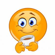 Animated Symbols Emoticons Coffee