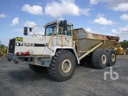100 Dump Truck Tailgate Used 2001 Terex TEREX TA40 Articulated Articulated