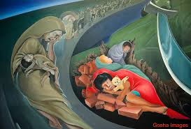 Denver Colorado Airport Murals by The World U0027s Best Photos Of 2011 And Controversial Flickr Hive Mind