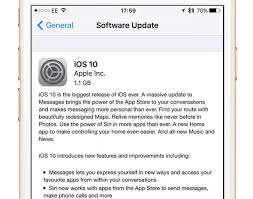 iOS 10 Apple iPhones NOT WORKING after update restore via