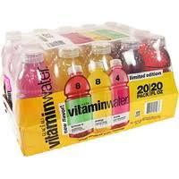 Topo Chico Mineral Water Glaceau Vitamin Zero 20 X Oz