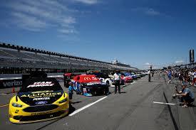 NASCAR Gander Outdoors 400 At Pocono Highlights, Stage Results
