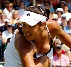 Sexiest Female Athlete Wardrobe Malfunction
