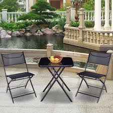 Outdoor Patio 3 Pieces Folding Square Table And Chair Suit ... Oakville Fniture Outdoor Patio Rattan Wicker Steel Folding Table And Chairs Bistro Set Wooden Tips To Buying China Bordeaux Chair Coffee Fniture Us 1053 32 Off3pcsset Foldable Garden Table2pcs Gradient Hsehoud For Home Decoration Gardening Setin Top Elegant Best Collection Gartio 3pcs Waterproof Hand Woven With Rustproof Frames Suit Balcony Alcorn Comfort Design The Amazoncom 3 Pcs Brown Dark Palm Harbor Products In Camping Beach Cell Phone Holder Roof Buy And Chairswicker Chairplastic Photo Of Green Near 846183123088 Upc 014hg17005 Belleze