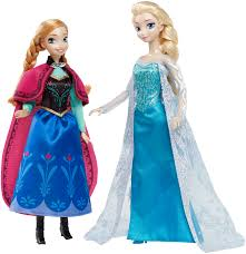 Kmart Halloween Decorations Australia by Disney Signature Collection Anna And Elsa Dolls Frozen 2 Pk